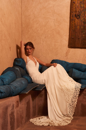 BHLDN_Morocco wedding catalogue. Dress.