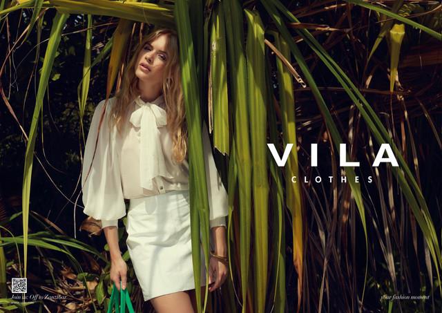 Villa Clothes campaign. Photographer Hen