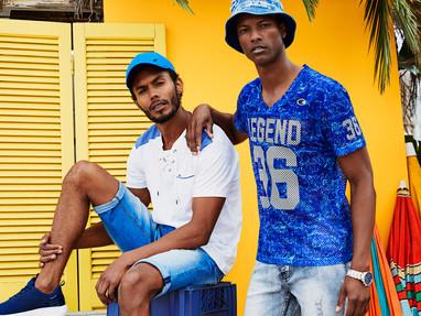 Truworths Mens Fashion Shoot Produced in