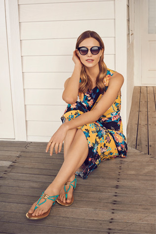 Dorothy Perkins Summer Clothing Campaign