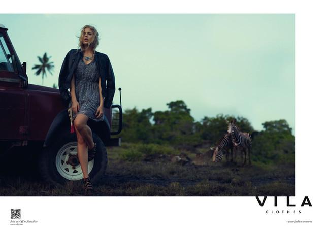 Villa Clothes. Photographer Henrik Adams