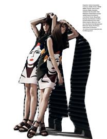 Numero Paris Magazine production. Photog