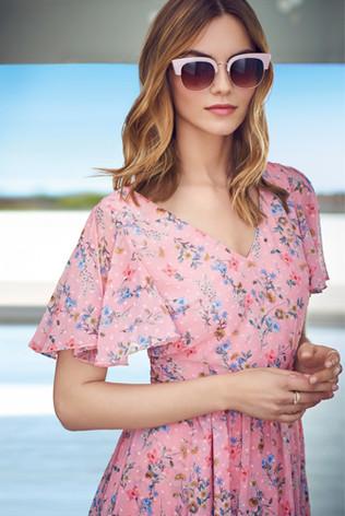 Dorothy Perkins Pink Dress Fashion Campa