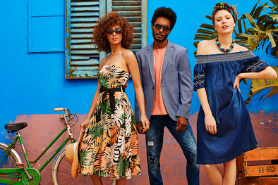 Truworths Men and Women Fashion Producti
