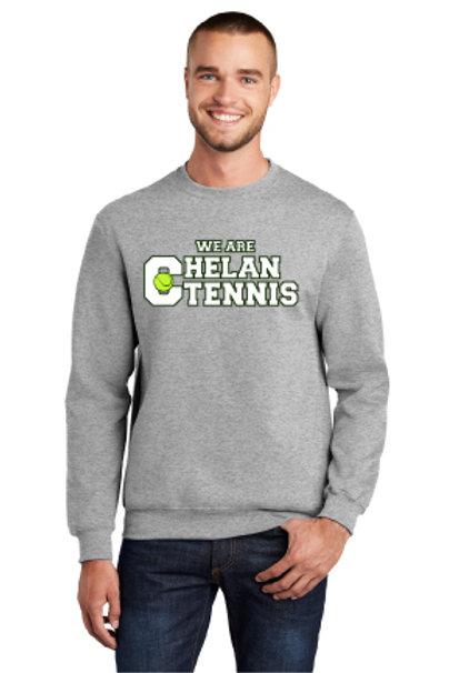 Tennis Unisex Crewneck Sweatshirt