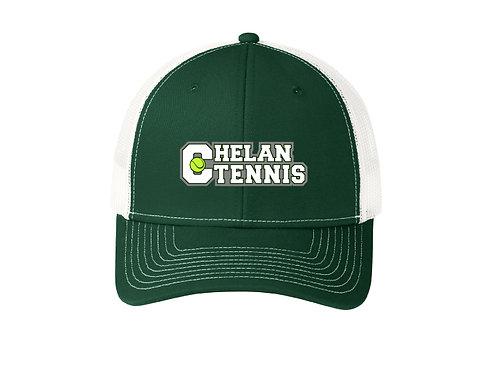 Tennis Snapback Trucker Cap