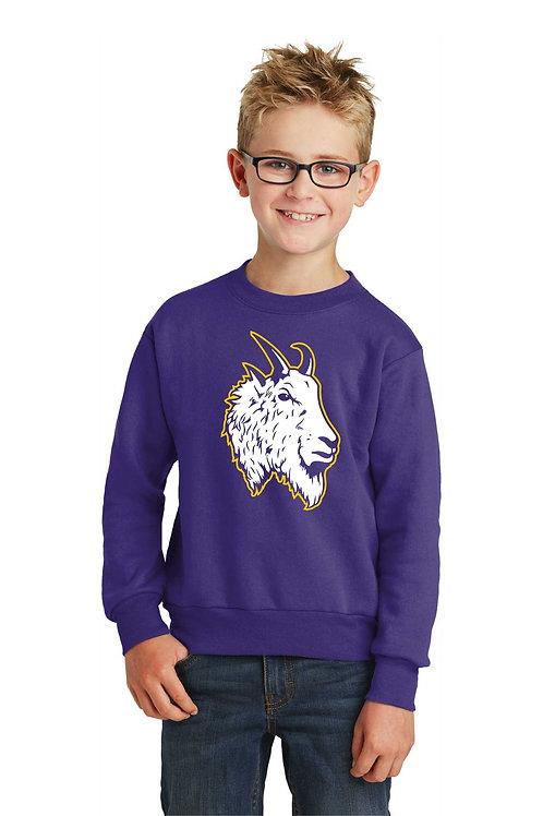 Pateros Youth Crewneck Sweatshirt