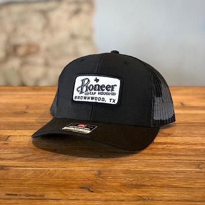 Pioneer Hat BLK