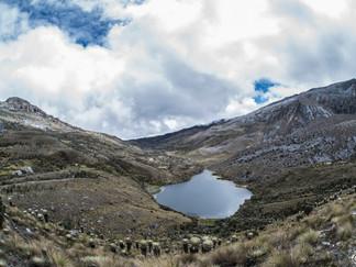 Laguna Cuadrada - Parque Nacional Natural el Cocuy