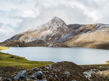 Laguna grande de los Verdes, Zizuma, Sierra Nevada del Cocuy y Güicán