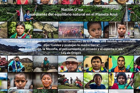 Nación U'wa; Puebo U'wa; U'wa; Uwa; Nacion U'wa; Pueblos Indígenas