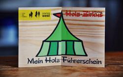 Holz-Führerschein