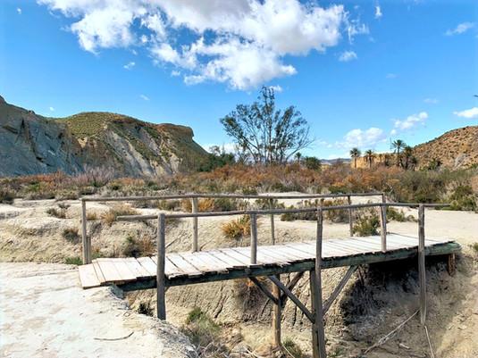 Desert de Tabernas-Espagne