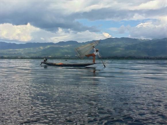 Lac Inle-Birmanie-Myanmar