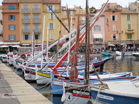 Saint-Tropez-France