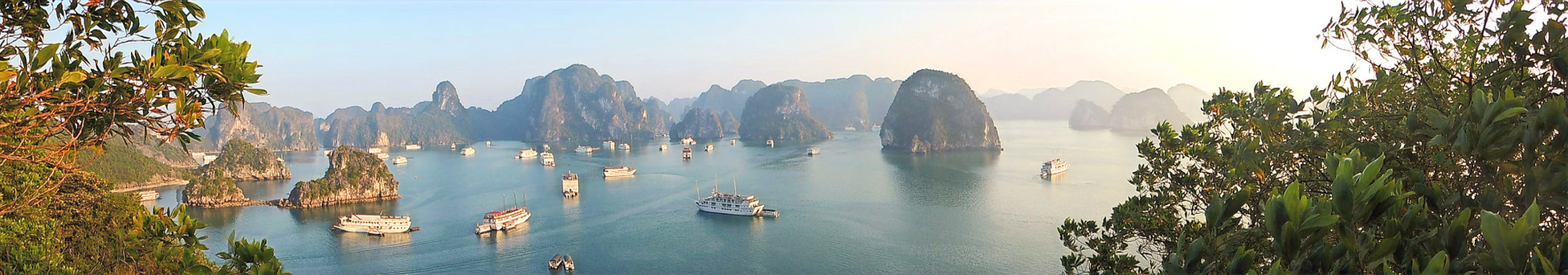 Baie d'Halong-Vietnam