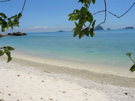 Iles des Perhentian-Malaisie