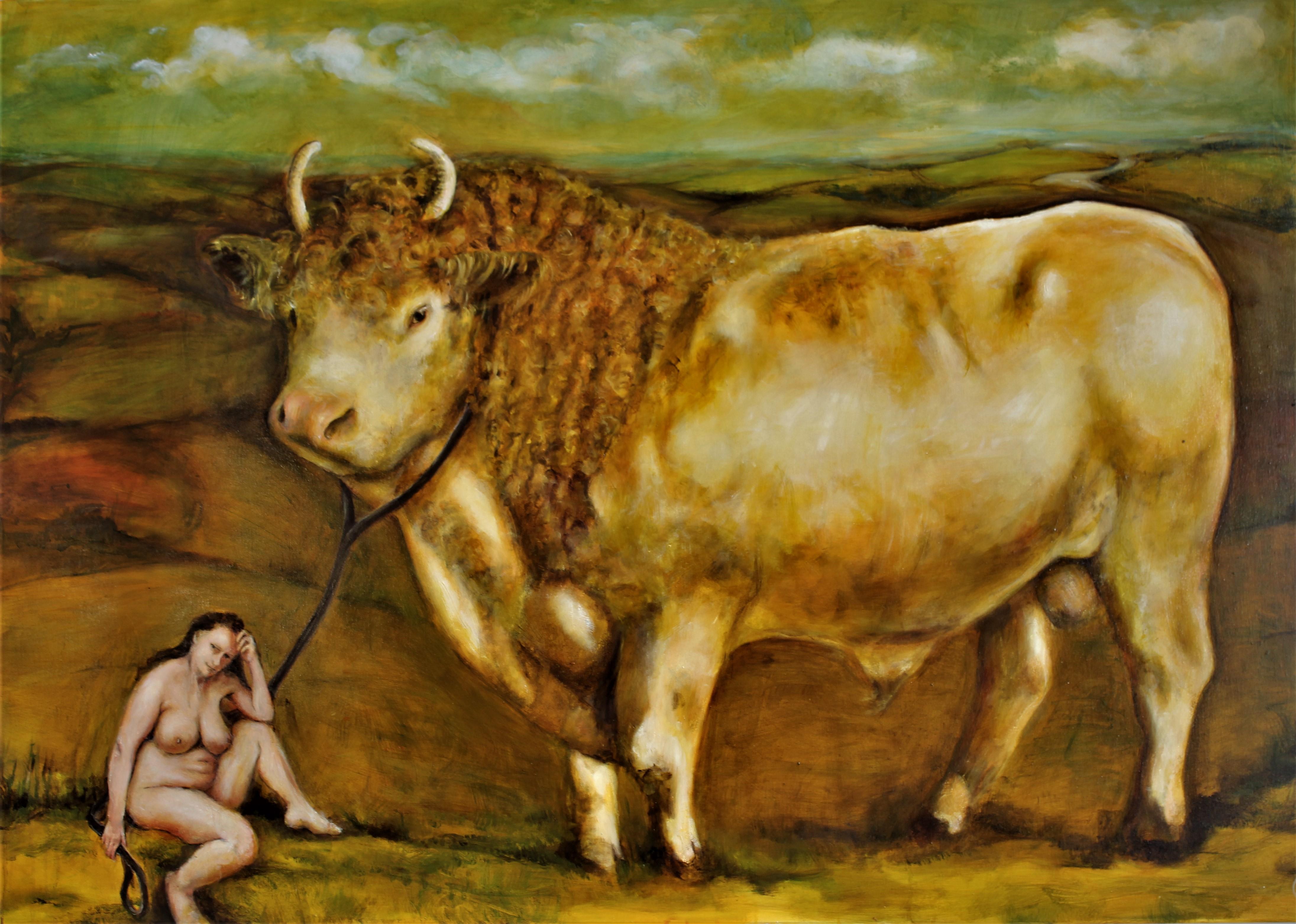 Europa mit dem Stier