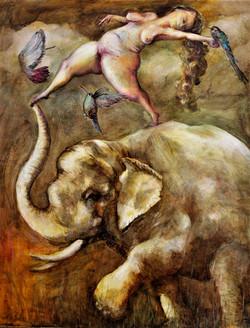 Die_Tänznerin_auf_dem_Elefanten