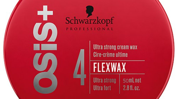 Schwarzkopf Osis Flex Wax 50 ml (Wachs für starken Halt)