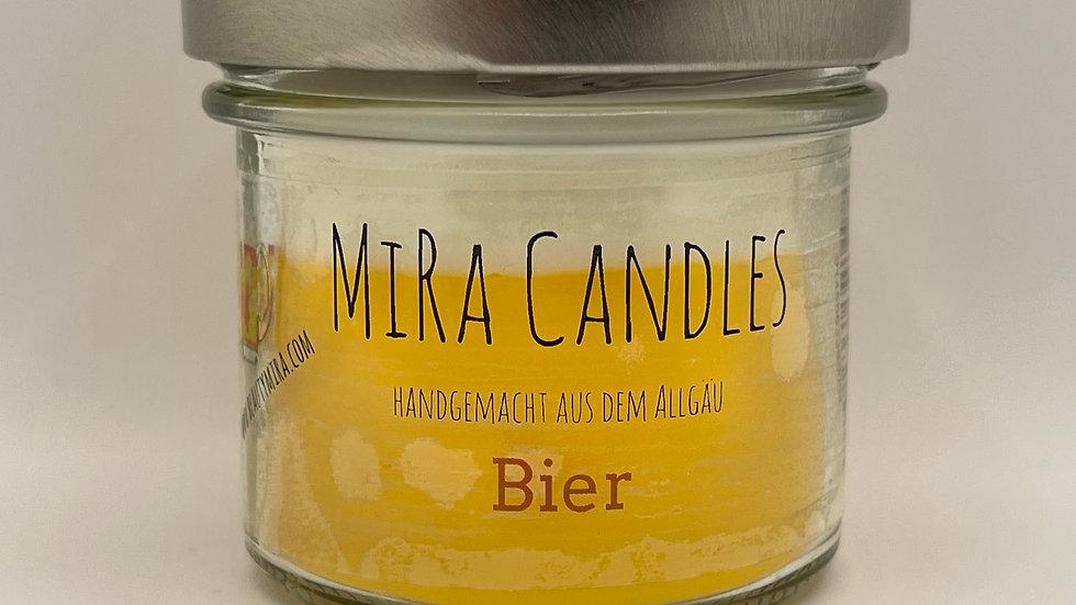 """MiRa Candles """"Bier"""" 90g"""