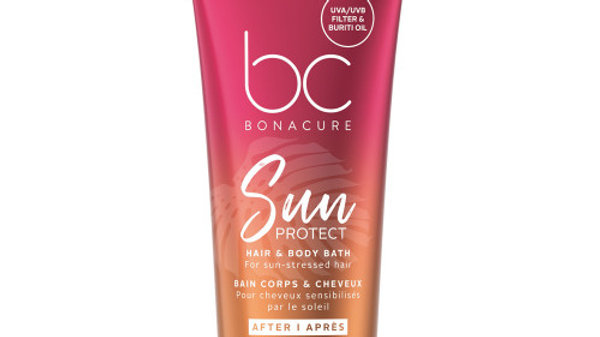 Schwarzkopf BC Bonacure Sun Hair & Body Bath 100 ml