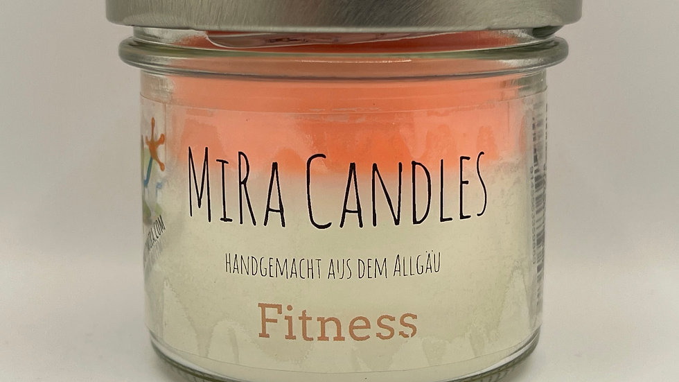 """MiRa Candles """"Fitness"""" 90g"""