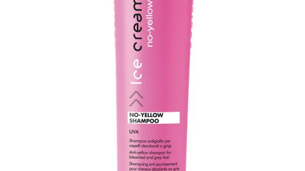 Inebrya Ice Cream No-Yellow Shampoo 300 ml