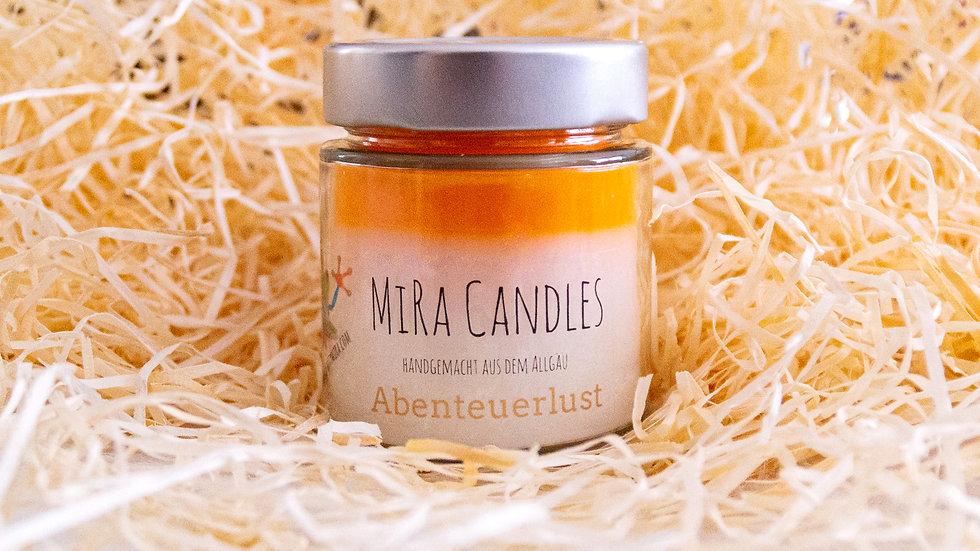 MiRa Candles Abenteuerlust 120g