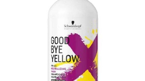 Schwarzkopf Goodbye Yellow Shampoo 300 ml