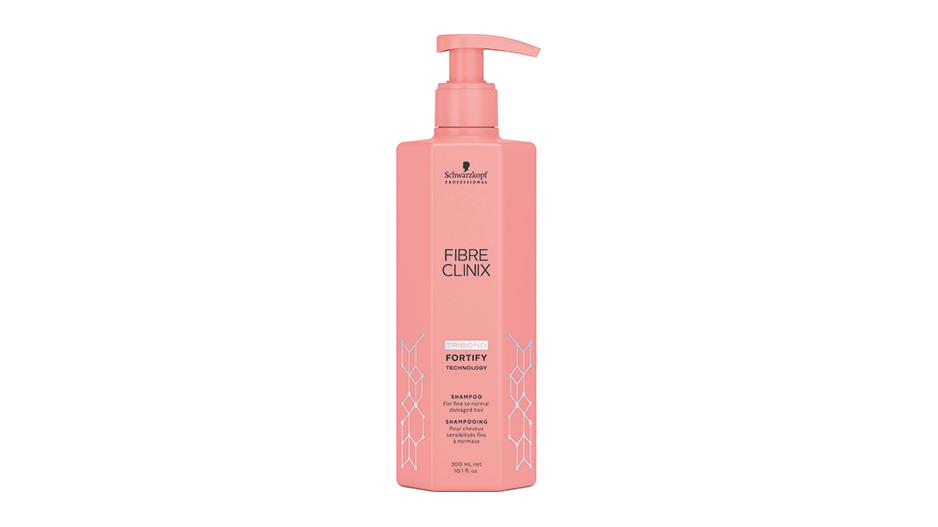 Schwarzkopf Fibre Clinix Fortify Shampoo 300ml