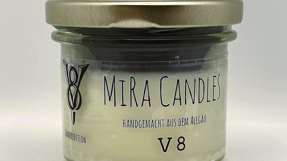 "MiRa Candles ""V8"" 90g"