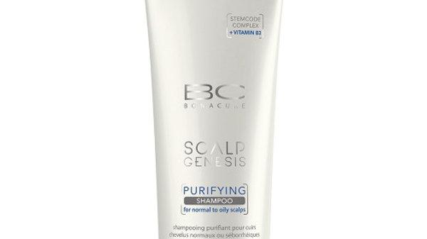 Schwarzkopf BC Bonacure Scalp Genesis Purifying Shampoo 200 ml