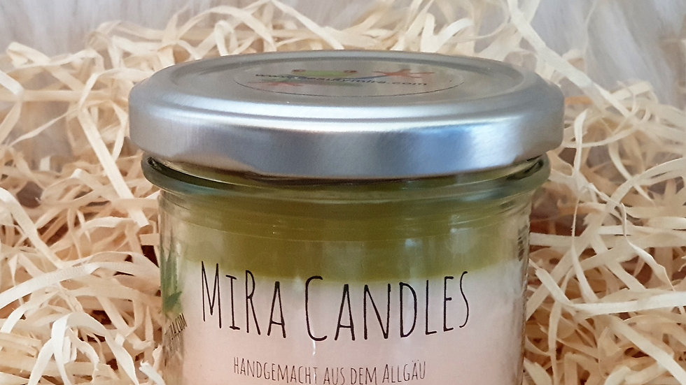 "MiRa Candles ""Cannabis"" 90g"
