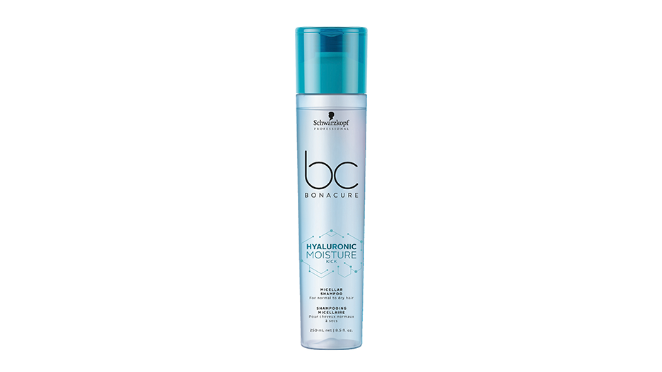 Schwarzkopf BC Bonacure Hyaluronic Moisture Kick Shampoo 200ml