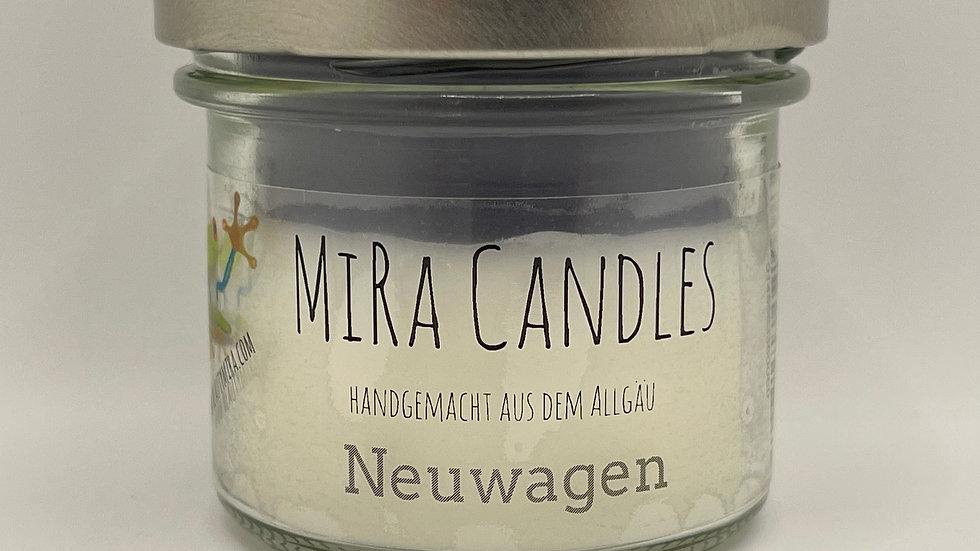 """MiRa Candles """"Neuwagen"""" 90g"""