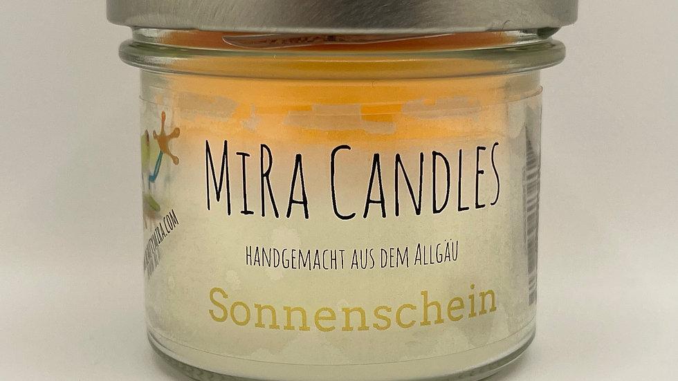 """MiRa Candles """"Sonnenschein"""" 90g"""