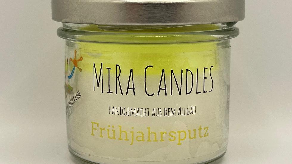 "MiRa Candles ""Frühjahrsputz"" 90g"