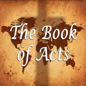Acts 27-28 A Life of Discipleship - to be Continued