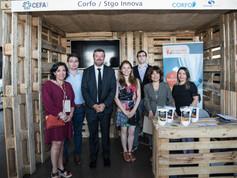 Corfo/Stgo Innova Stand