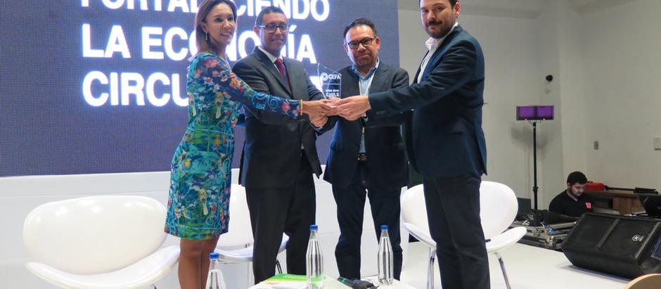 CEFA2017: Building a Circular Conscious Continent, Medellin Colombia.