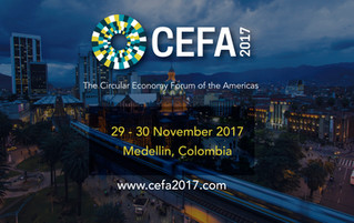 The Circular Economy Forum of the Americas: The first step toward a Sustainable Continent