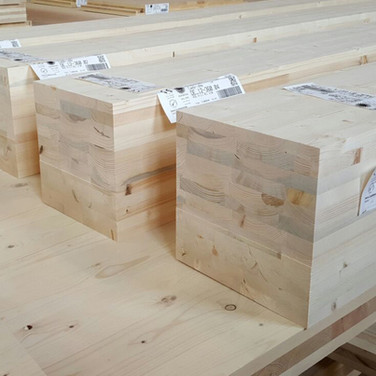 Precision Engineered Timber