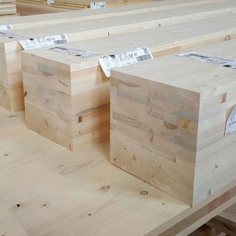 Precision Engineered Timber