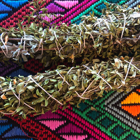Space Clearing & Smudging