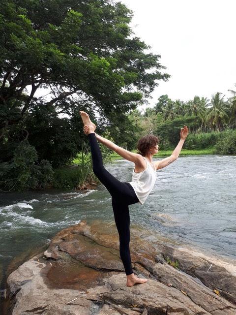 Hatha Yoga avec Alexandra - en ligne