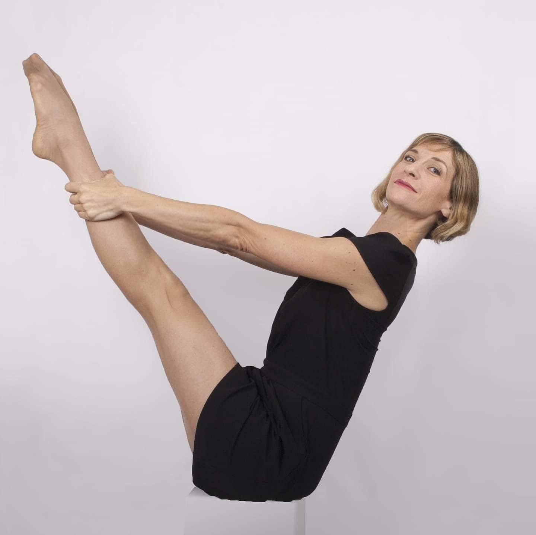 Pilates avec Maya en visio