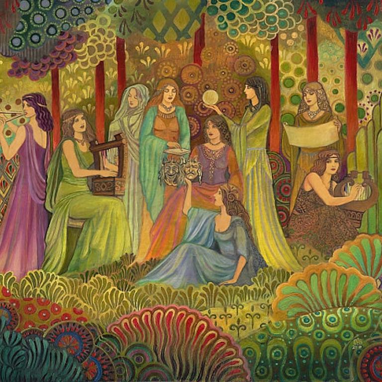 Cercle de Femmes Pleine Lune avec Tatiana