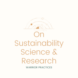 On Sustainability Science