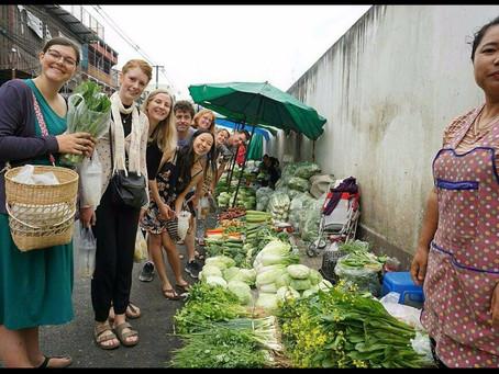 Fresh food & fresh faces